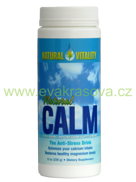Natural Vitality - Calm Magnesium - 226g