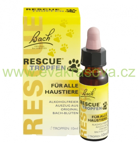 Nelson - Rescue Pet - kapky 10ml