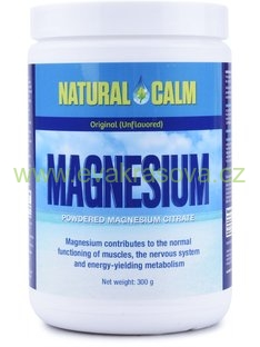 Natural Vitality - Calm Magnesium - 300g