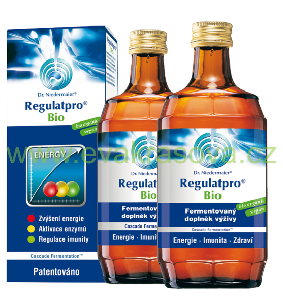 Dr. Niedermaier - Regulatpro Bio DUO - 2x 350 ml